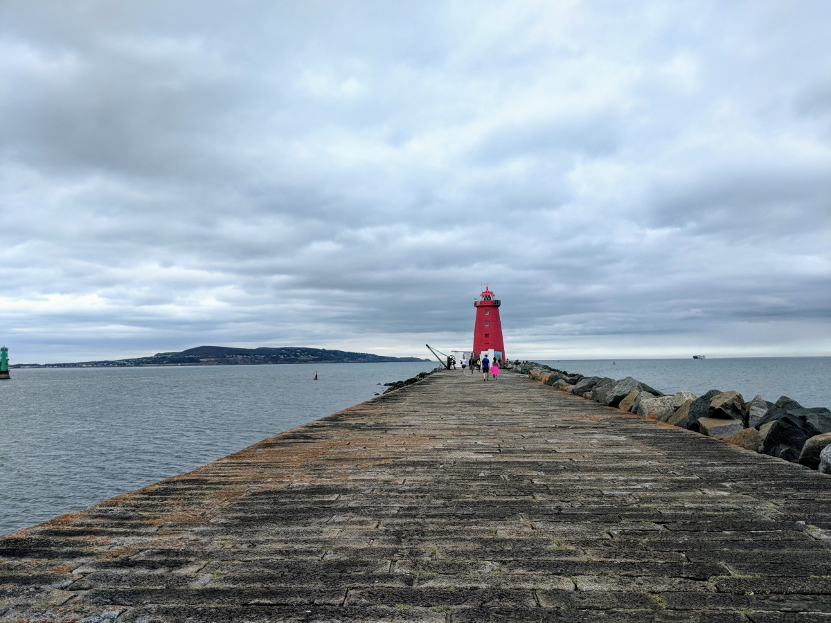 Poolbeg Lighthouse - Ireland